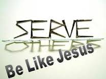 serve like Jesus