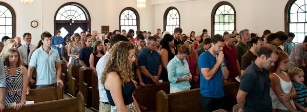 prayer in community